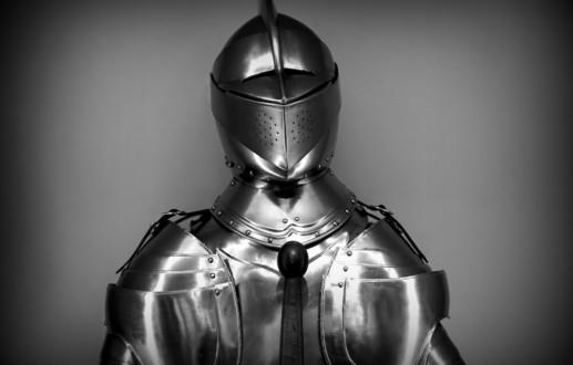Blockchain Seeks a White Knight